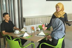 Pesonna Hotel Makassar - Pelayanan