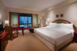 The Sultan Hotel Jakarta - Kamar Deluxe