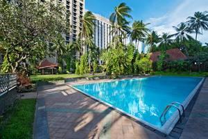 The Sultan Hotel Jakarta - Kolam Renang