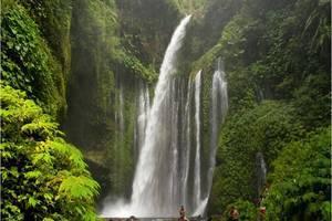 Rinjani Beach Eco Resort Lombok - Lingkungan Sekitar