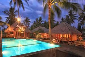 Rinjani Beach Eco Resort Lombok - Kolam Renang