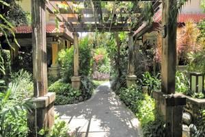 Royal Tunjung Villa And Spa Bali - Taman