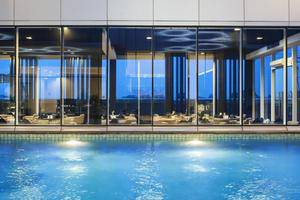 Best Western Premier The Hive   - Swimming Pool