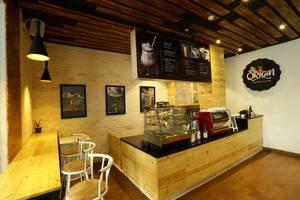 Hotel Cleo Surabaya - The Origin Coffee House