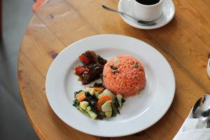 Hotel Cleo Surabaya - Sarapan