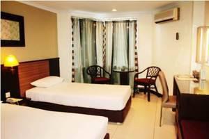 Losari Metro Hotel Makassar - Kamar Deluxe Twin