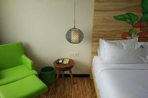 MaxOneHotels at Ubud Bali - Room Interior