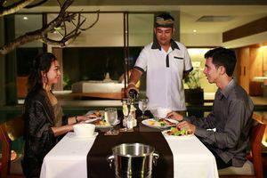 Ziva a Boutique Villa Bali - Romantic Dinner