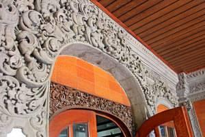 Hotel Puri Royan Bali - Pintu Depan