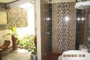 Taman Teratai Hotel Bogor - Kamar mandi