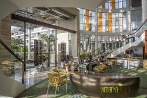 Amartahills Hotel and Resort Batu Malang - Lobi AmartaHills Hotel dan Resort