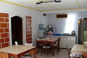Wisma Mutiara Padang - Area Makan