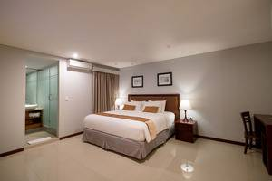 Kutabex Hotel Bali - Deluxe Room - King Bed