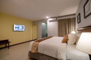 Kutabex Hotel Bali - Deluxe Room - King Size Bed