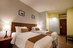Kutabex Hotel Bali - Kamar Superior - Twin Size bed