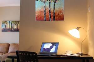 Best Western Plus Kemayoran Hotel Jakarta - Working desk