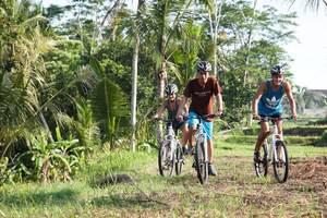 Tejaprana Resort & Spa Bali - bicycle
