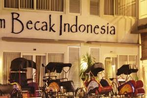 Losari Sunset Bali - Museum Becak Indonesia