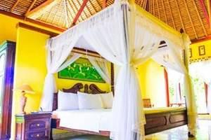 Tamarind Beach Bungalow Bali - Deluxe Fan Room 1