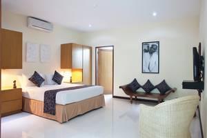Villa Coco Bali - kamar studio Villa 2 bedroom