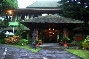 Poeri Devata Resort Hotel Yogyakarta - Tampilan Luar