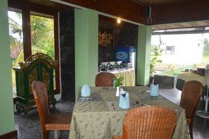 Poeri Devata Resort Hotel Yogyakarta - Restoran