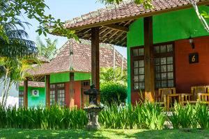 Poeri Devata Resort Hotel Yogyakarta - Single Cottage (Satu Cottage dengan Teras Tersendiri)