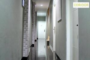 Wow Hotel Jakarta - Corridor