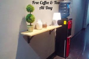 Wow Hotel Jakarta - Free Coffee & Tea