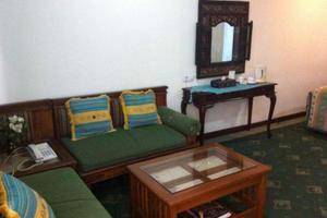 Lombok Ethnic Hotel Bandung Bandung - Ruang tamu