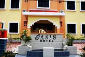 Oasis Hotel Belitung - view