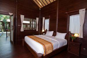 Coconut Resort Lombok - Double bed