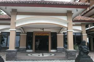 Graha Hotel Sragen - Eksterior