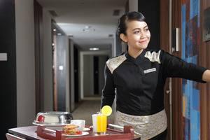 Brits Hotel Karawang - Layanan Kamar