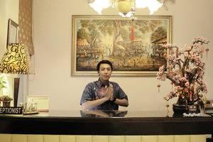 DPT 33 Surabaya - Receptionist