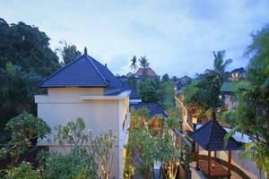 Tebesaya Cottage Bali - Tampilan Luar Hotel