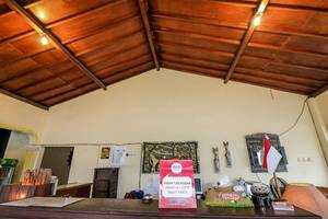 NIDA Rooms 9 Kraton Tugu Railway Station Gamping - Interior