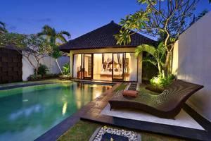 Kunti Villas Seminyak - Satu kamar tidur Villa pribadi