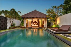 Kunti Villas Seminyak - One Bedroom Pool Villa