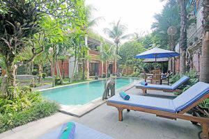 ZEN Premium Ubud Pengosekan 2 Bali - Kolam Renang