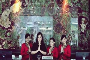 Sotis Hotel Jakarta - Welcome Greetings