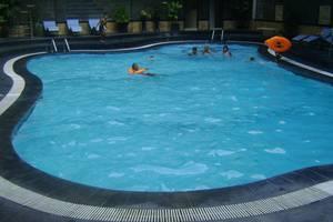 Hotel Semagi Jambi - Kolam Renang