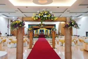 Hotel Semagi Jambi - Ballroom