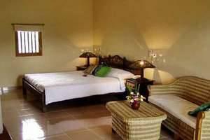 Puri Saron Hotel Gianyar Bali - Kamar Deluxe