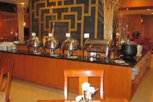 Grand Pasundan Hotel Bandung - Resto