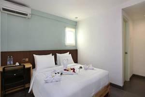Duo Legian Hotel Bali - Kamar tamu