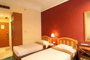 Hotel Banian Bulevar Jakarta - Kamar Suprior Twin