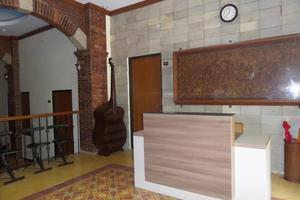Jacatra Homestay Malang - Resepsionis