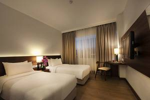 ALLIUM Tangerang Hotel Tangerang - Deluxe Twin