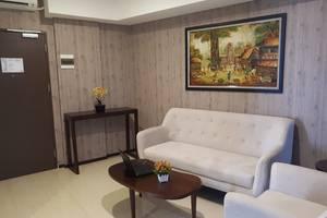 Kyriad Hotel Metro Cipulir Jakarta - Livingroom Executive Suite